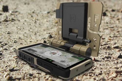 Military-Ready Smartphone Designs