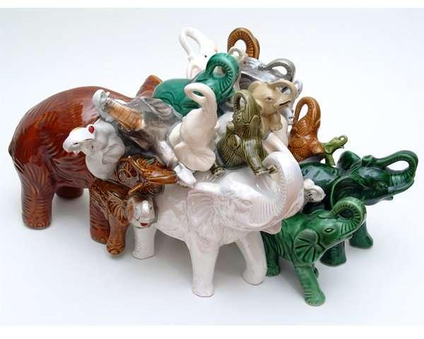 Animalistic Sculptural Mashups