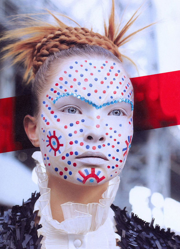 Conceptual Pop-Art Editorials