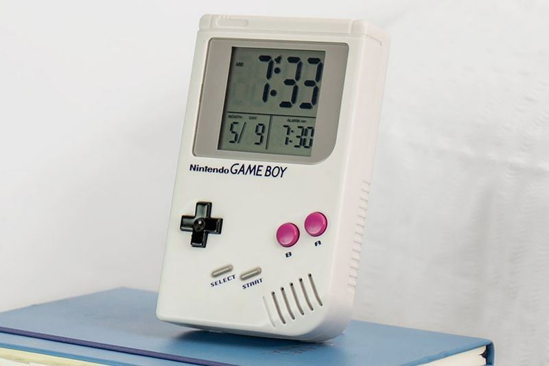 Toy-Inspired Alarm Clocks