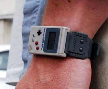 Geeky Gamer Timepieces