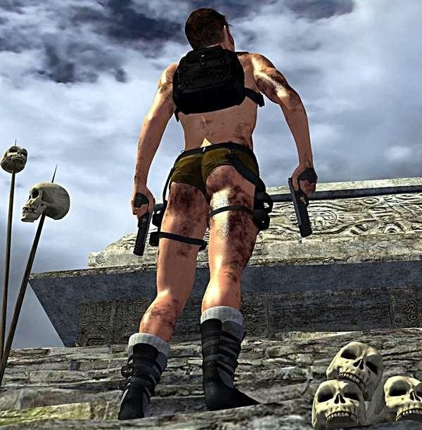 Gender-Reversed Game Characters