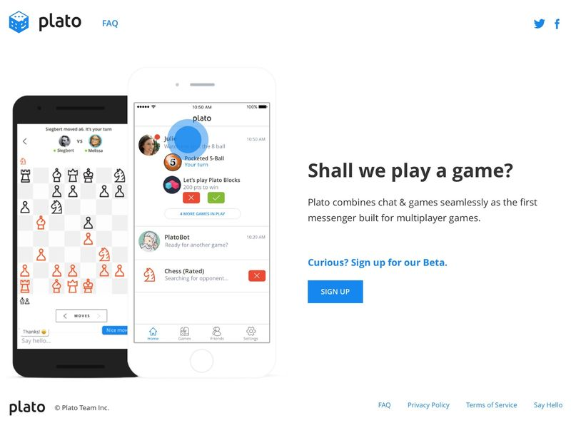 Chat-Focused Gaming Apps