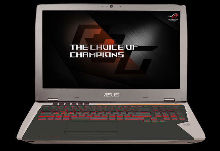 VR-Ready Gaming Laptops