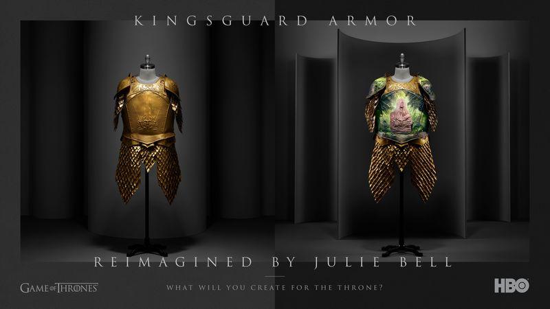 Reimagined Fantasy Show Artworks