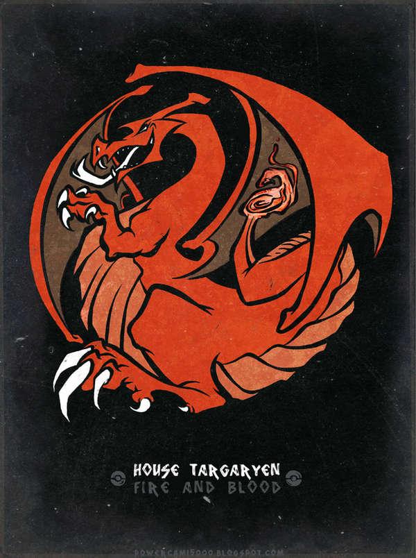 Monster Mashed Fantasy Banners
