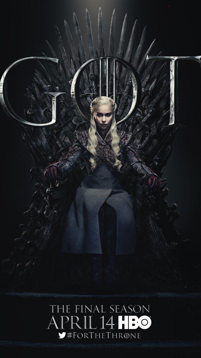 Final Season Teaser Posters