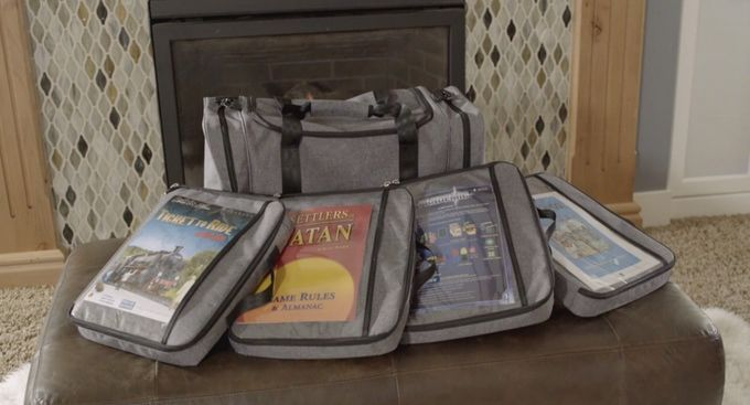 Board Game Storage Bags