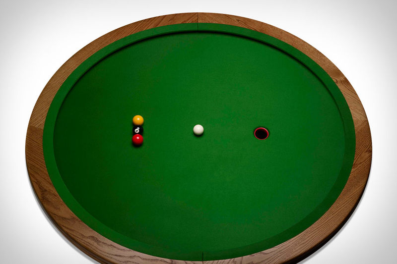 Ellipse Pool Tables