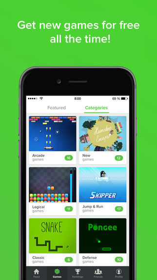 Gratis Gaming Apps