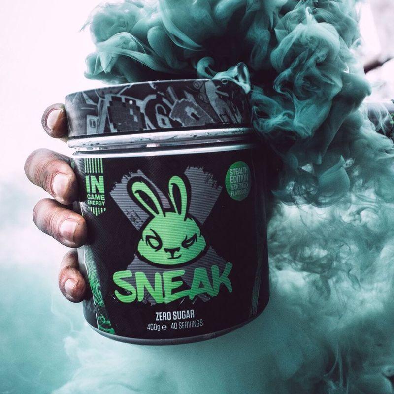 Zero-Sugar Gamer Drink Mixes