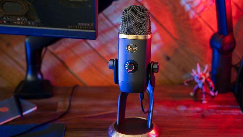 Voice-Transforming Gamer Microphones