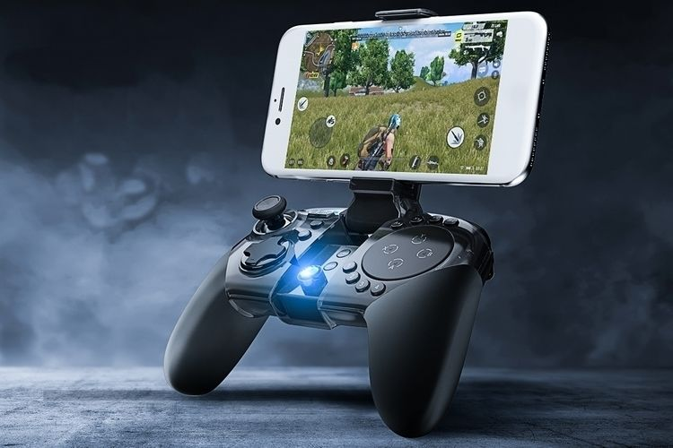 Next-Gen Smartphone Gamepads