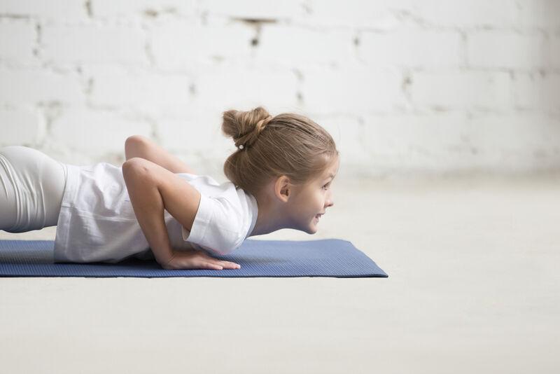 Children-Focused Fitness Apps