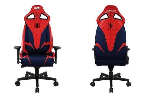 Superhero-Themed Gaming Chairs