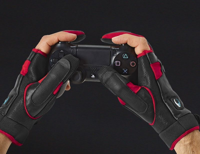 Ergonomic Video Game Gloves