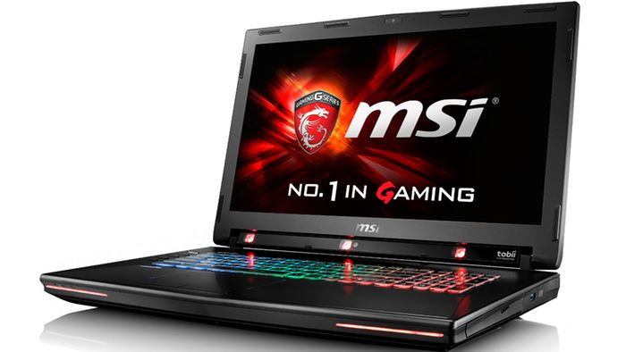 Eye-Tracking Gaming Laptops