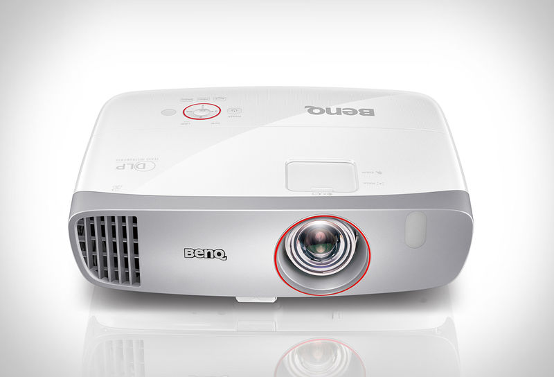 Responsive HD Gaming Projectors