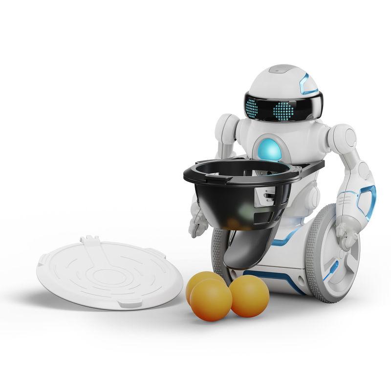 Playful Gaming Robots