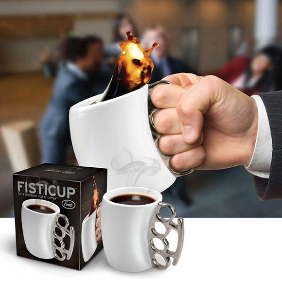 Gangster Coffee Cups