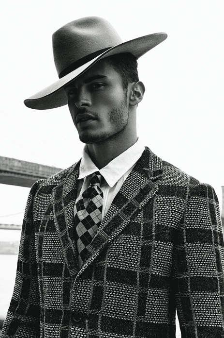 22 gangster fashion spreads