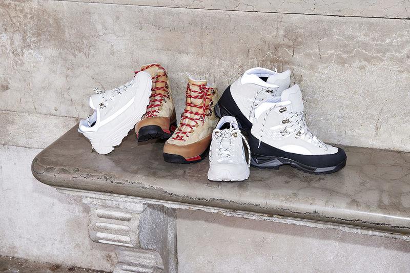 Artisinal Utility Footwear Series
