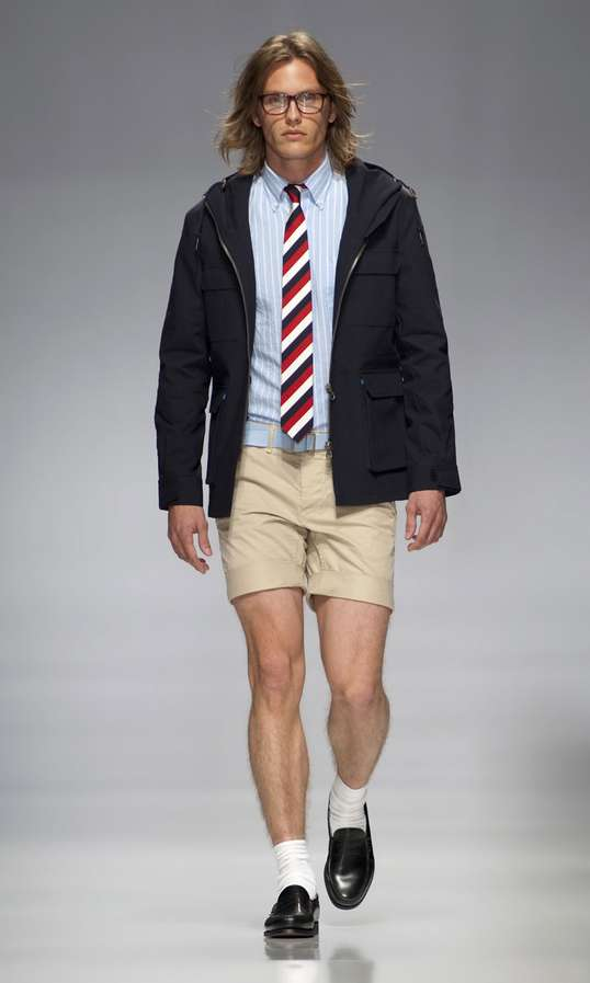 Uber-Preppy Fashion