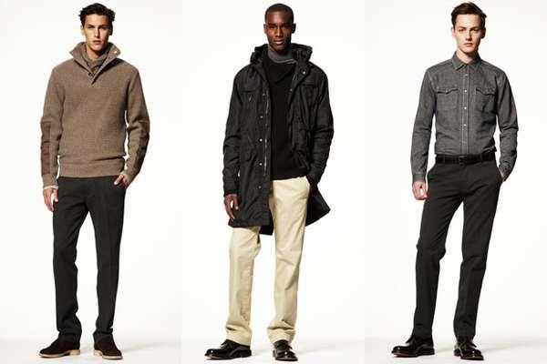 Mega Minimalist Menswear