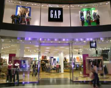 Gap Laptop Stolen
