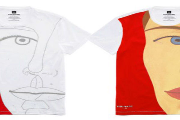 Color-Changing T-Shirts