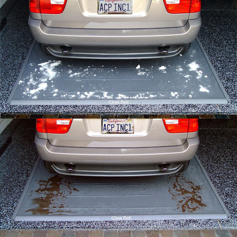 Heavy Duty Floor Mats >> Garage Floor-Protecting Mats : garage floor