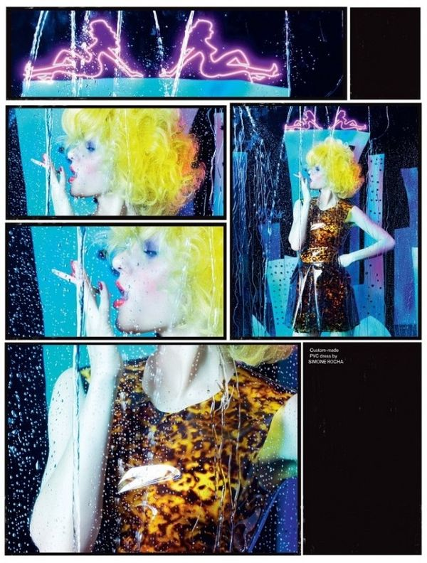 Eccentric Comic Editorials
