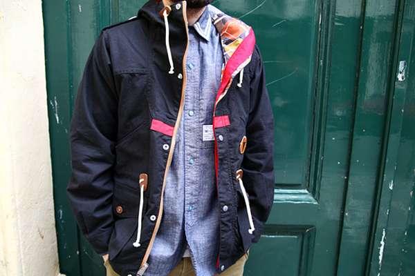 Rainproof Menswear