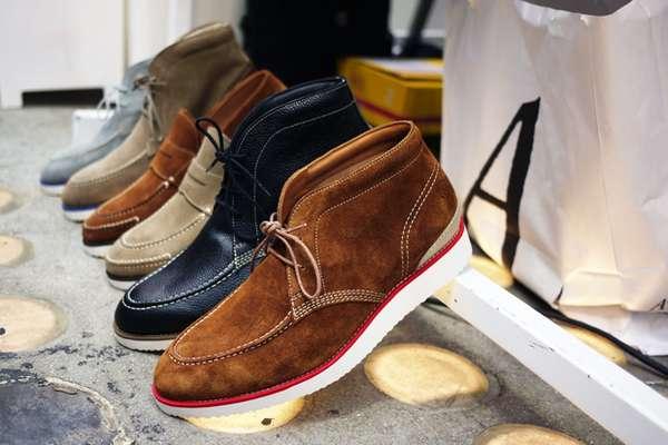 Uptown Desert Boots