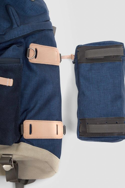 Collaborative Outdoor Bag Series