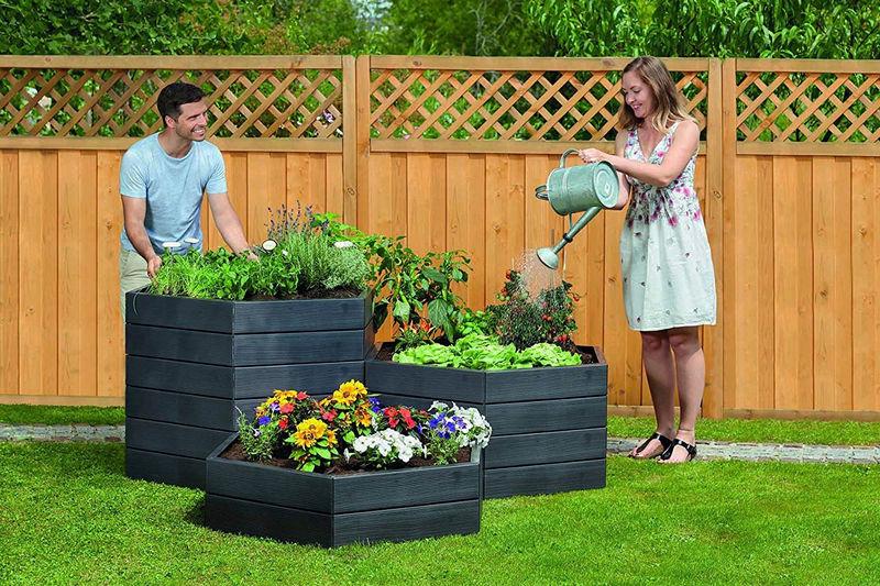 Modular Outdoor Garden Kits