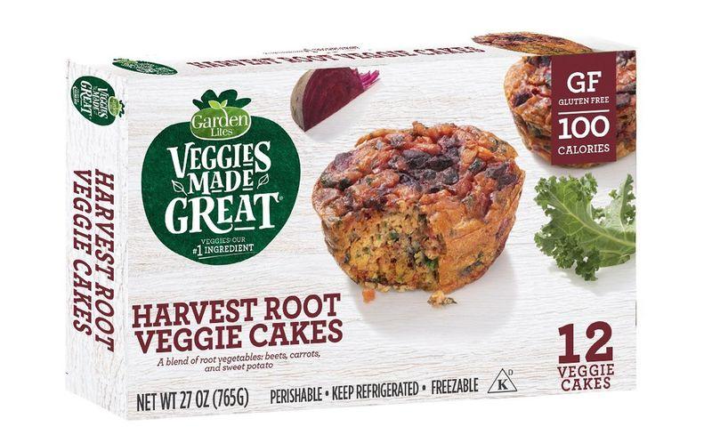 Veggie-Based Snack Cakes