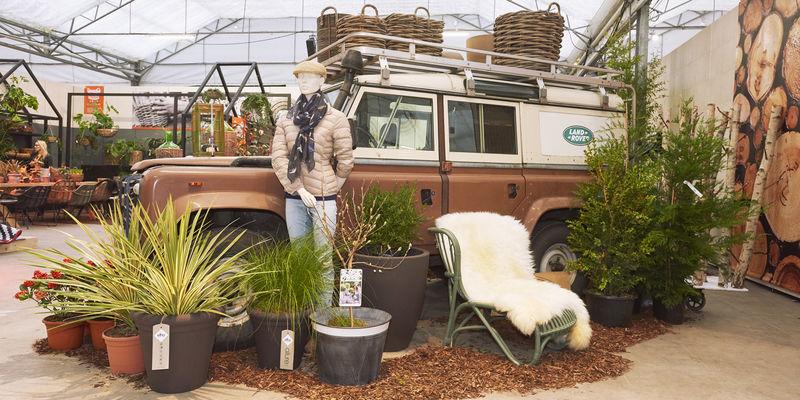 Garden Retail Expos
