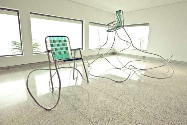 Chair Commentary Sculptures