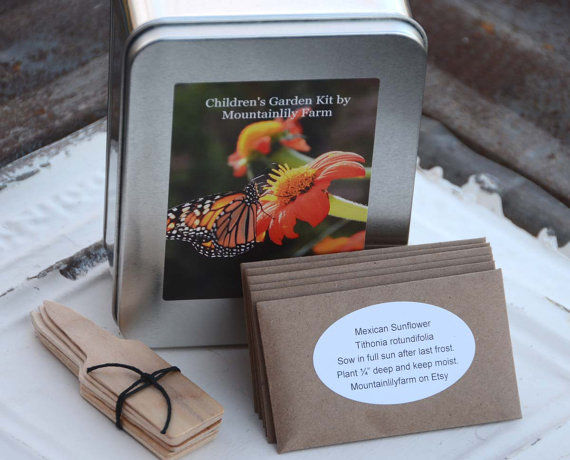 Kid-Friendly Gardening Kits