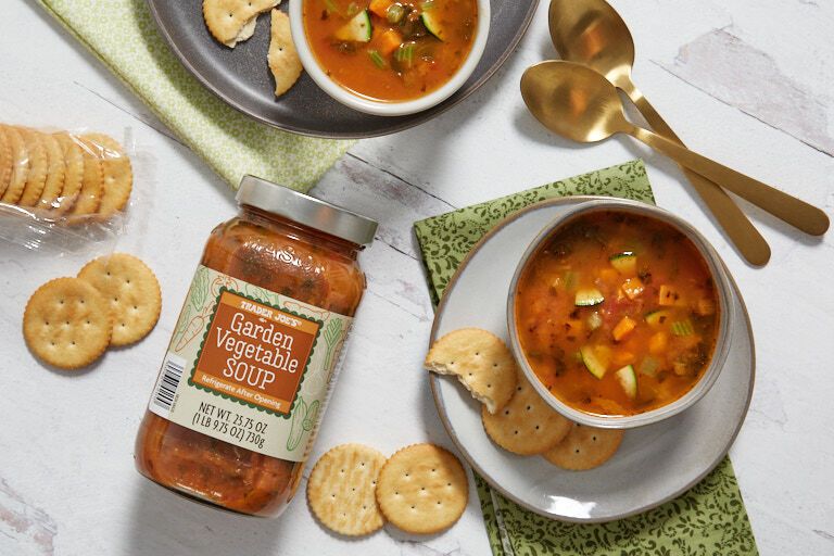 Heat-and-Eat Vegetable Soups