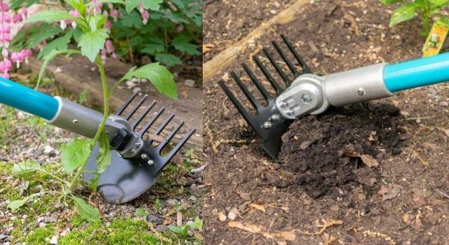 Adjustable Multipurpose Garden Tools
