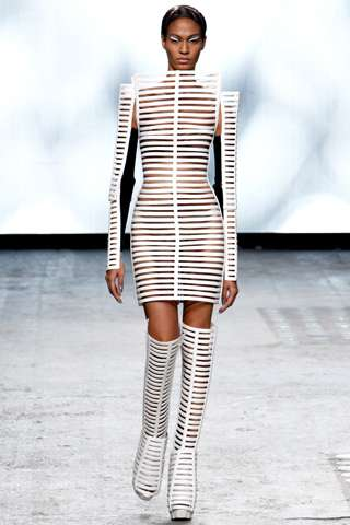 Caged-In Couture Collections