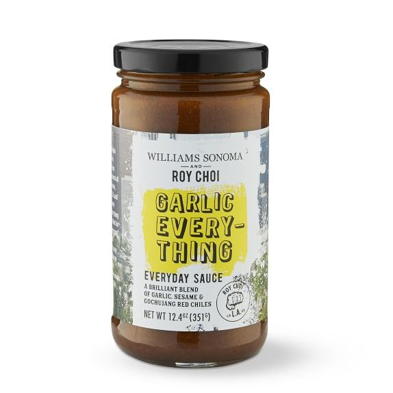 Versatile Garlic Cooking Sauces