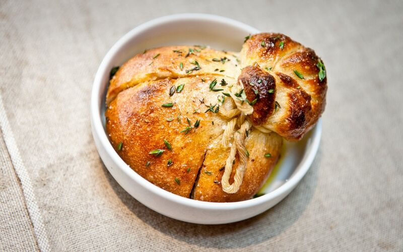 Pizza Dough Garlic Knot Recipes