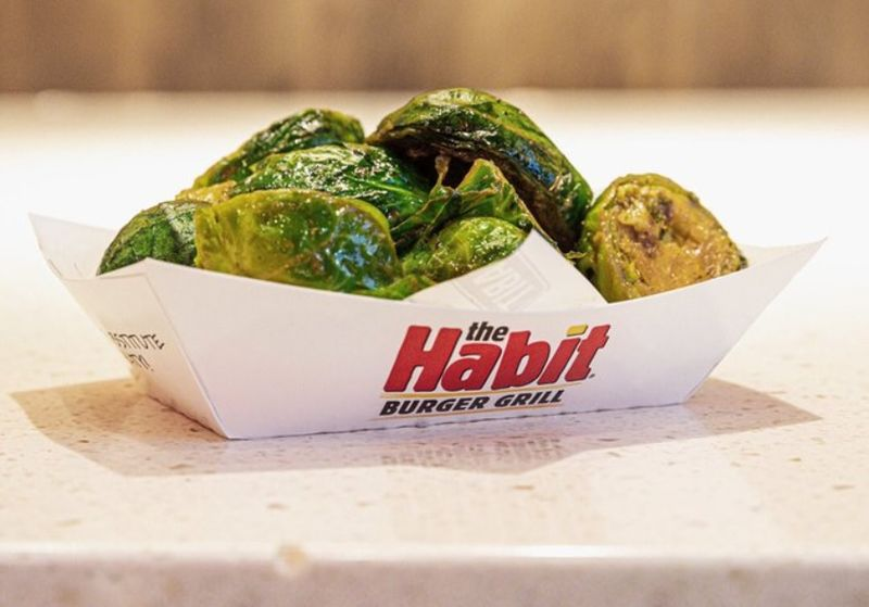 Sharable Brussels Sprouts Sides