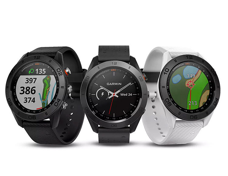 Swing-Analyzing Golf Smartwatches
