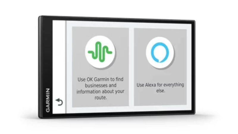 Voice Assistant-Equipped GPS Devices
