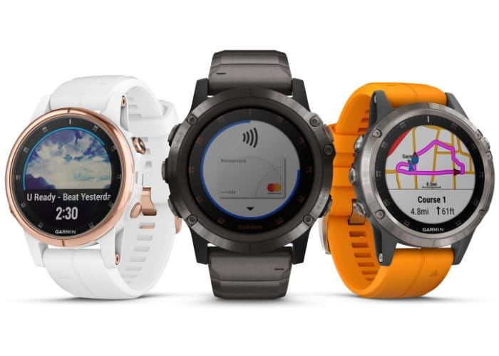 Altitude-Tracking Smartwatches