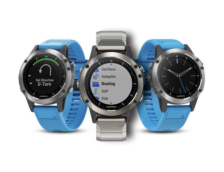 Precision Oceanic Smartwatches